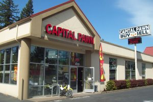 Capital Pawn                     3335 Commercial St SE, Salem, OR