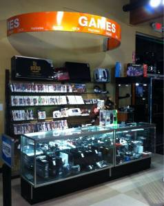 Gaming systems, games, accessories, and cell phones!