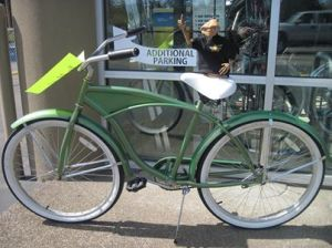 Bud Lite Lime Bike sans ET