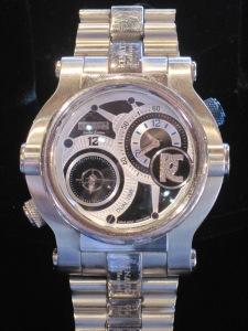 H) Renato Men's Watch
