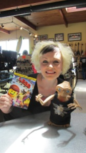 Capital Pawn gives away a copy of The Lego Movie to one very happy, smart (because she entered the contest!), and fabulous customer. Enjoy movie night on Capital Pawn :)