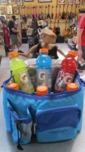 Capital Pawn is enjoying giving away items this summer. #thelegomovie #gatorade