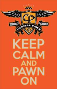 Capital Pawn invites you  to our Silent Auction!