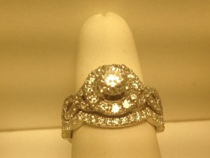 Capital Pawn has a wide selection of diamond wedding sets and engagements rings.