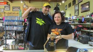 Here are some of the winners of the many give aways during Capital Pawn's Third Year Anniversary Sale!